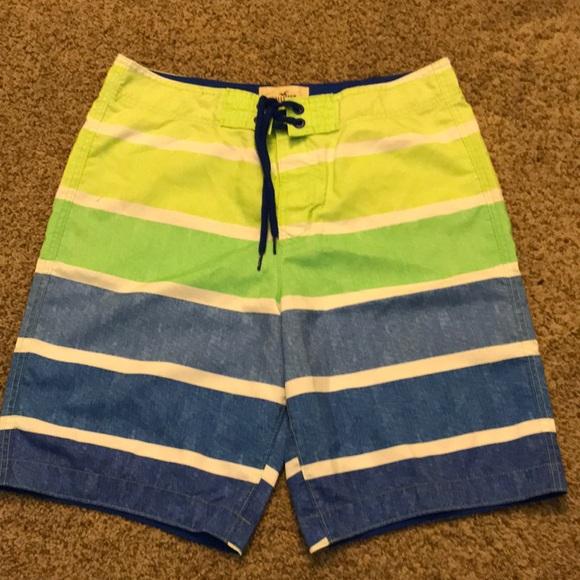 13ec90528f Hollister Swim   Co Surf Board Shorts Men Size Xl   Poshmark